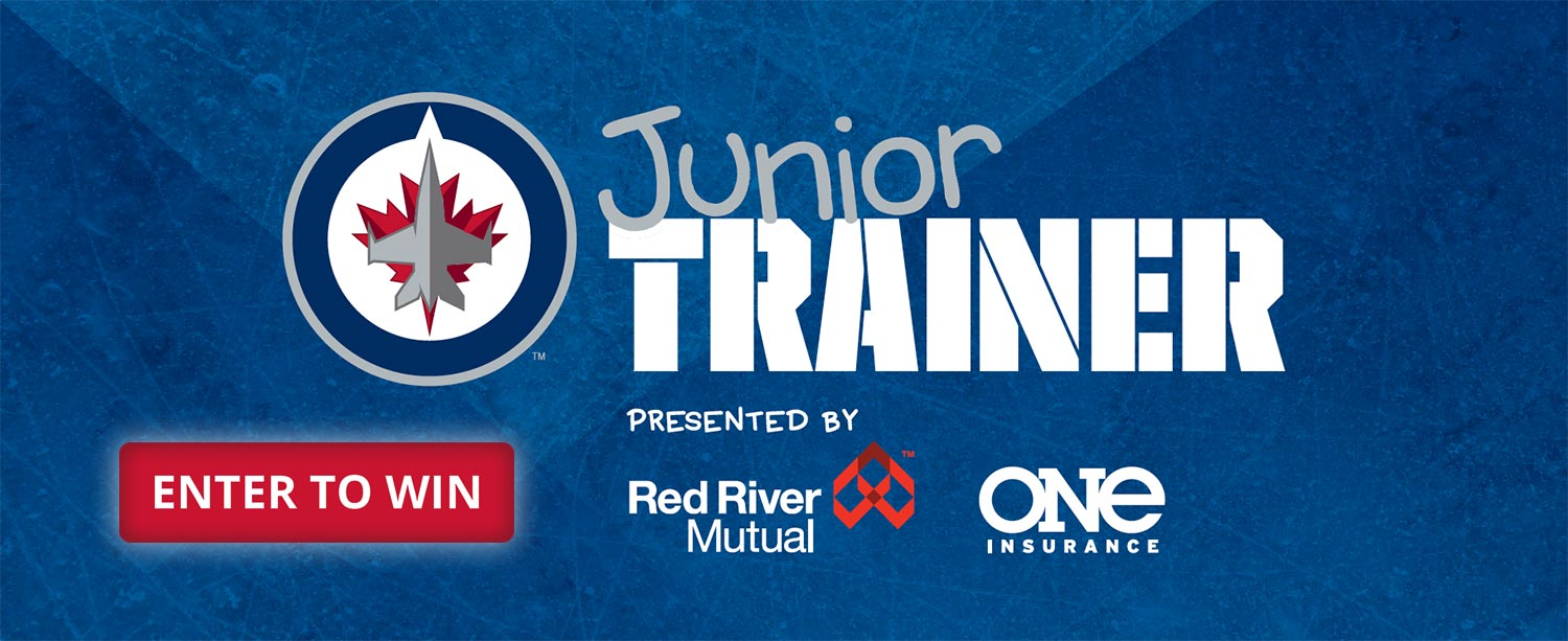 Winnipeg Jets Junior Trainer